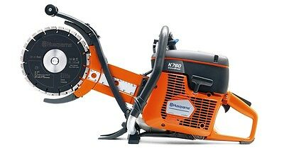 Husqvarna K760 Cut N Break Saw W El35 Blades - New - Breaking Tool Included