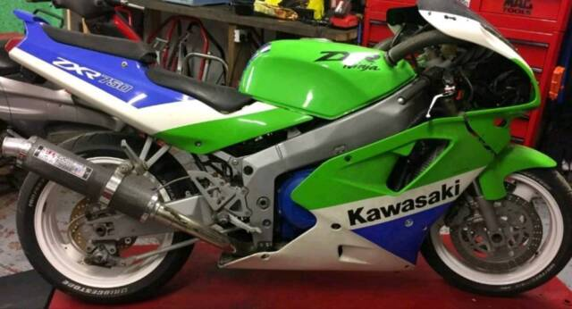 Kawasaki ZXR750 J1 1991 Project, Track Bike, Spares or Repair ZX9R Engine  Fitted Swap or Part Ex | in Ripon, North Yorkshire | Gumtree