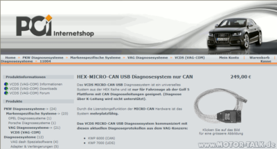 Hex-micro-can-usb