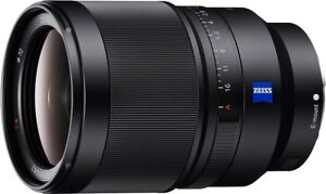 BUYING ALL SONY PRIMES AND ZOOM LENSES