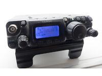 Yaesu FT-817ND with Wonderwand Antenna (New)