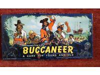 Vintage Waddington Buccaneer Game