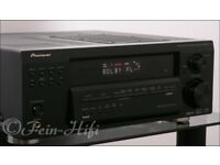Amplifier And Minidisc Recorder.