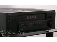 Pioneer Audio Visual Multi Channel Receiver.