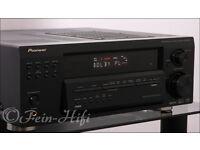 Pioneer Audio Visual Multi Channel Amplifier.