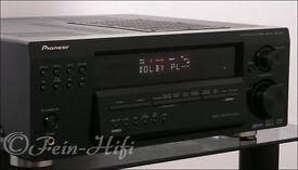 Pioneer Audio Visual Multi Channel Receiver.
