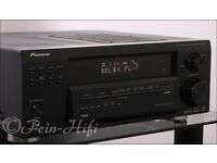 Pioneer Audio Visual Multi Channel Amplifier.
