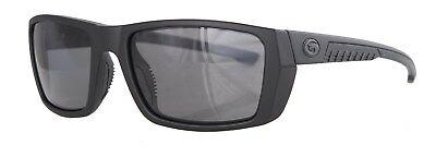 Gargoyles Sunglasses Siege Matte Black Smoke Polarized (new) (Siege Sunglasses)