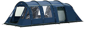 VANGO TIGRIS 800 XL TENT TRUE NAVY - BRAND NEW 2012 MODEL - JANUARY SALE!!