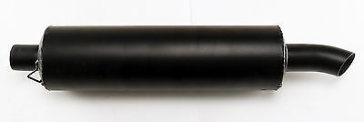 Universal Exhaust Muffler Pipe For Dirt/Street Bike, Scooter, ATV, Quad