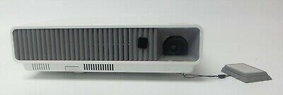 Casio XJ-M250 3D DLP LED Video Projector 3000 Lumens (XJ M250) < 6000 Lamp Hours