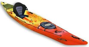 DAG Midway Angler SOT Touring Kayak PLUS paddle PLUS backrest West Gosford Gosford Area Preview