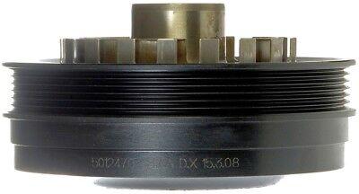Engine Harmonic Balancer fits 1988-1990 Pontiac Bonneville  DORMAN OE SOLUTIONS