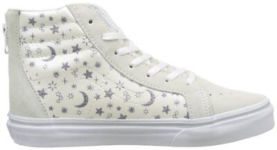 Vans Unisex Kids' Sk8-Hi Zip-K Fashion Sneaker