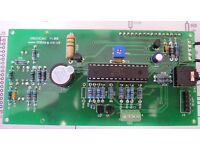 Electronic printed circuit board assembly work offered in Beverley area.
