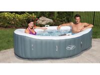 Brand New & Boxed - Lazy Spa Siena Air - jet inflatable Hot Tub