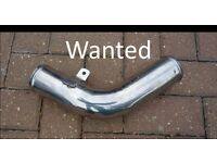 Markiii inlet pipe wanted