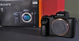 Sony A7II MK2 Camera Body