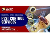100%Guaranteed Cheap Pest Control Mice/Rats,Bed Bugs,Wap,Cockroaches,Ants & All Other Pests