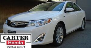 2012 Toyota CAMRY HYBRID XLE HYBRID + TOP MODEL + LOCAL + SUEDE