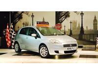 🍒MID-MONTH SALE🍒2006 FIAT GRANDE PUNTO 1.2 PETROL★31K MILES★SERVICE HISTORY★LADY OWNER★KWIKI AUTOS