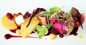 CHEF DE PARTIE for 2 Rosette Award-winning Country Restaurant