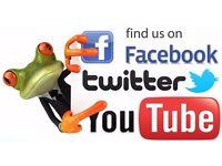 Social Media Guru- ready to help