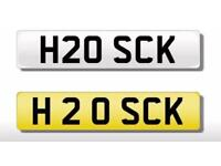 Plumber / gas Private plate H20 SCK / H 2 0 SCK