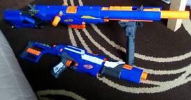 #Nerf guns
