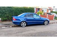 Mercedes Benz c270 cdi avantgarde se with sports pack c class