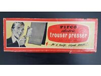 Vintage 1950's Pifco Electric Trouser Presser