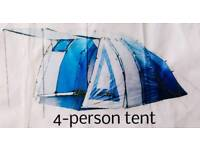 Highland 4 person tent
