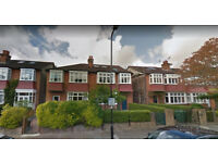 Furnished one bed flat available in Ealing, Housing Benefit and DSS accepted.