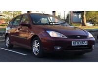 £545! ONO! FORD FOCUS! 1.6. LONG MOT!! BARGAIN £545!! REDUCE TO CLEAR. PART EXCHANGE.