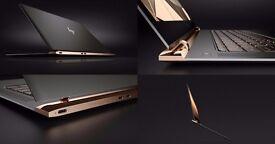 HP Spectre Pro 13 G1 13.3″ Notebook - Core i7 6500U - 8 GB RAM - 512 GB SSD - Windows 10 - 13-V001NA