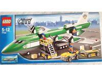 Lego City Cargo Plane 7734