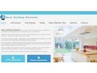 Loft Conversion   Home Extension   Roofing   Kitchen & Bathroom installation & repairing