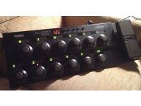 Yamaha MFC10 MIDI Foot Controller. Kemper programmed