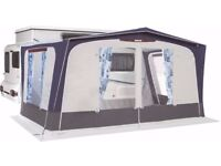 Triango Pop up Hornfluer Awning size: 1 310-340