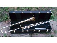 Getzen Eterna Valve Trombone