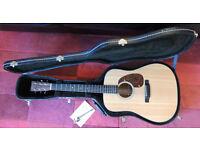 Martin D18 (2012) Acoustic Guitar - Swap for Gibson Hummingbird