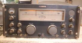 Eddystone 880-2 High stability professional receiver.