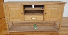 Brand New House Of Fraser Shabby Chic Cambridge Sideboard, Smokehouse RRP £1249