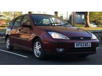 £549! ONO! FORD FOCUS! 1.6. LONG MOT!! BARGAIN £549!! REDUCE TO CLEAR. PART EXCHANGE.