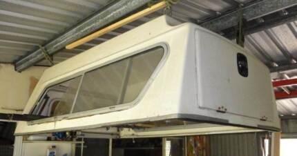 Trailer canopy, fiberglass, suit 6 X 4 box trailer. Ellen Grove Brisbane South West Preview