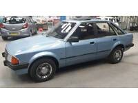 Ford escort mk3 1.6 Ghia