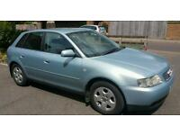 AUDI A3 (2003)SUPER COND MUST SELL BARGAIN £595