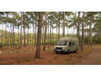 LDV Convoy Self-Build Campervan