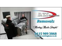 Removals, Removal company, Home removal, House moves, Man with a van, Nottingham removal men