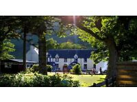Casual Work: Housekeeping Assistant vacancies at 4* Youth Hostel Hartfield House, Applecross